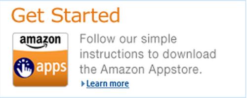 Get Amazon App