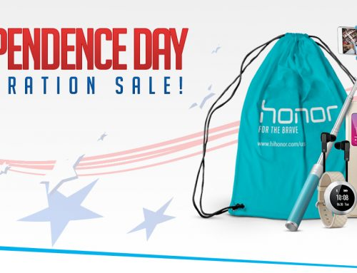 July 4th Celebration Starts Early with Huawei Honor 5X Tech Bundle Deal!
