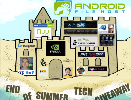 End of Summer Tech Giveaway