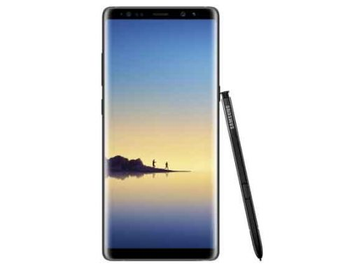 Samsung Galaxy Note 8 Arrives at AT&T